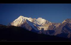 Ein neuer Tag im Himalaya