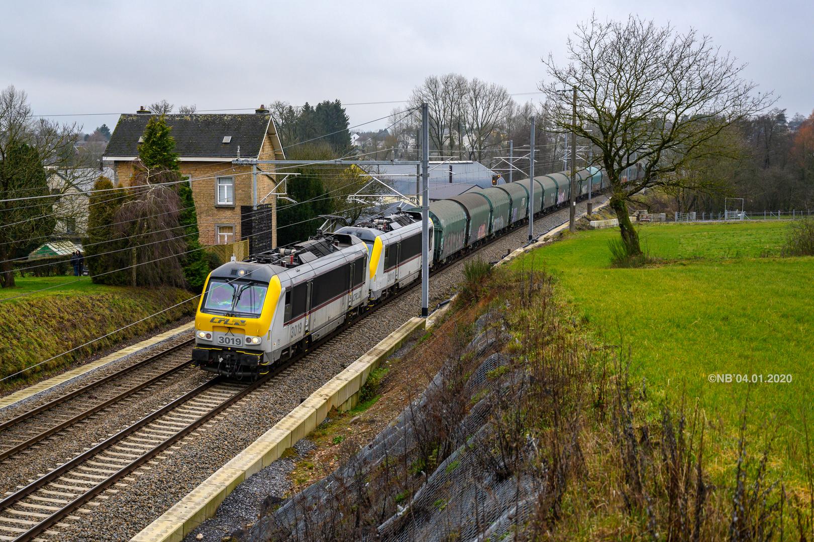 Ein neuer Zug - 2