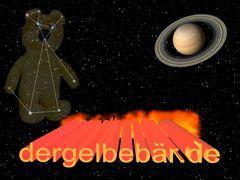Ein neues Sternbild am Domain-Himmel: dergelbebär.de