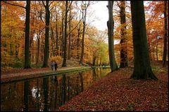 Ein Park für Liebespaare...