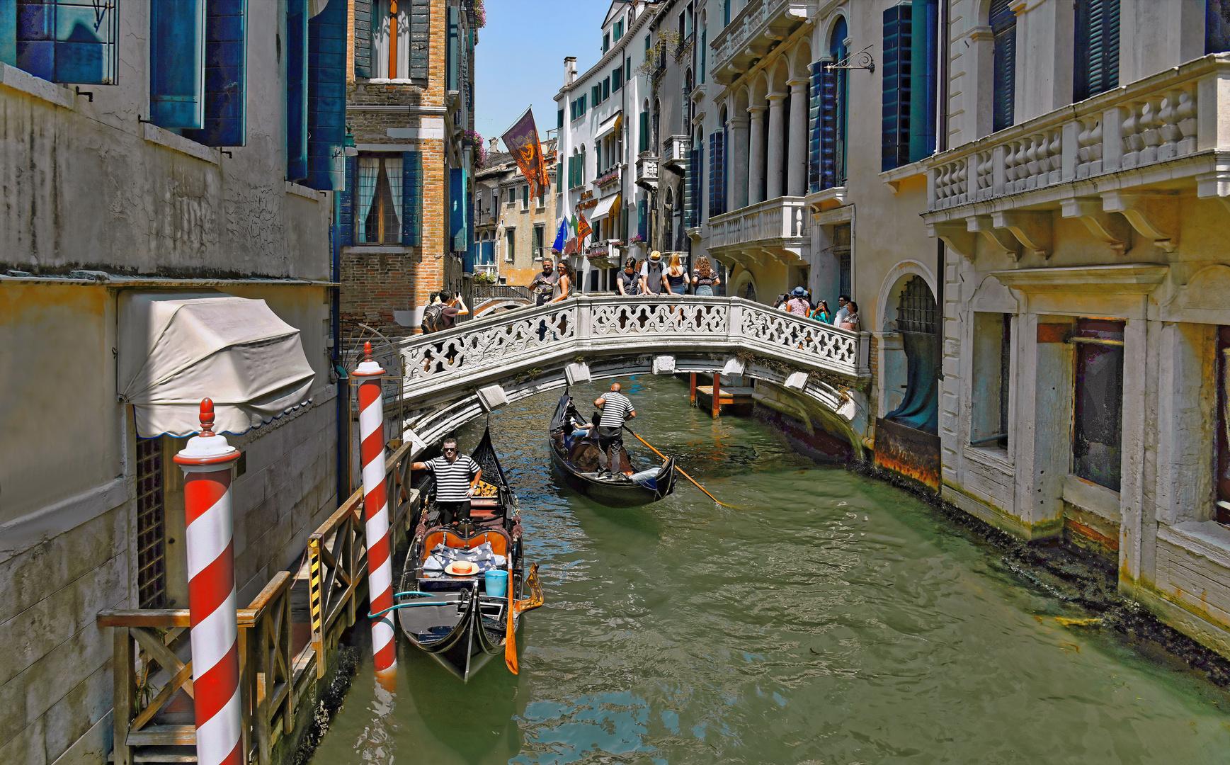 Ein perfekter Tag in Venedig