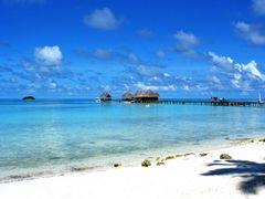 ein perfekter Tag - Kanifinolhu, Nordmale Atoll, Malediven