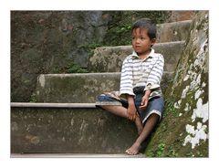 Ein Phnom Kulen Boy