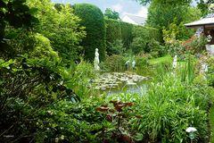 Ein Platz für Gestreßte, Träumer und Naturliebhaber