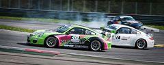 ein Porsche Dreikampf ...