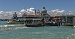 Ein prächtiger Tag in Venedig