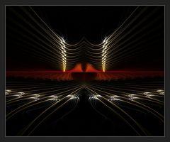 ...ein pulsierendes Energiefeld...