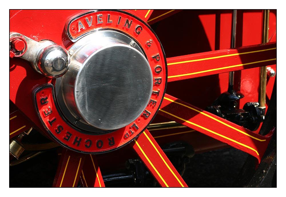 Ein Rad von Lady Jane