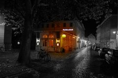 Ein Regenabend in Weimar