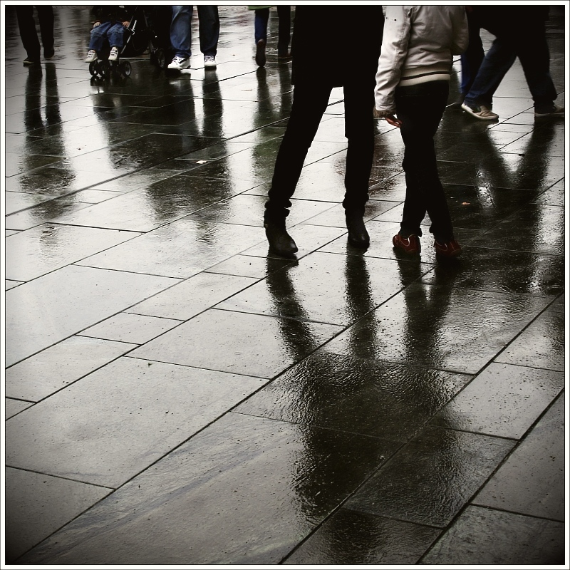 Ein Regentag