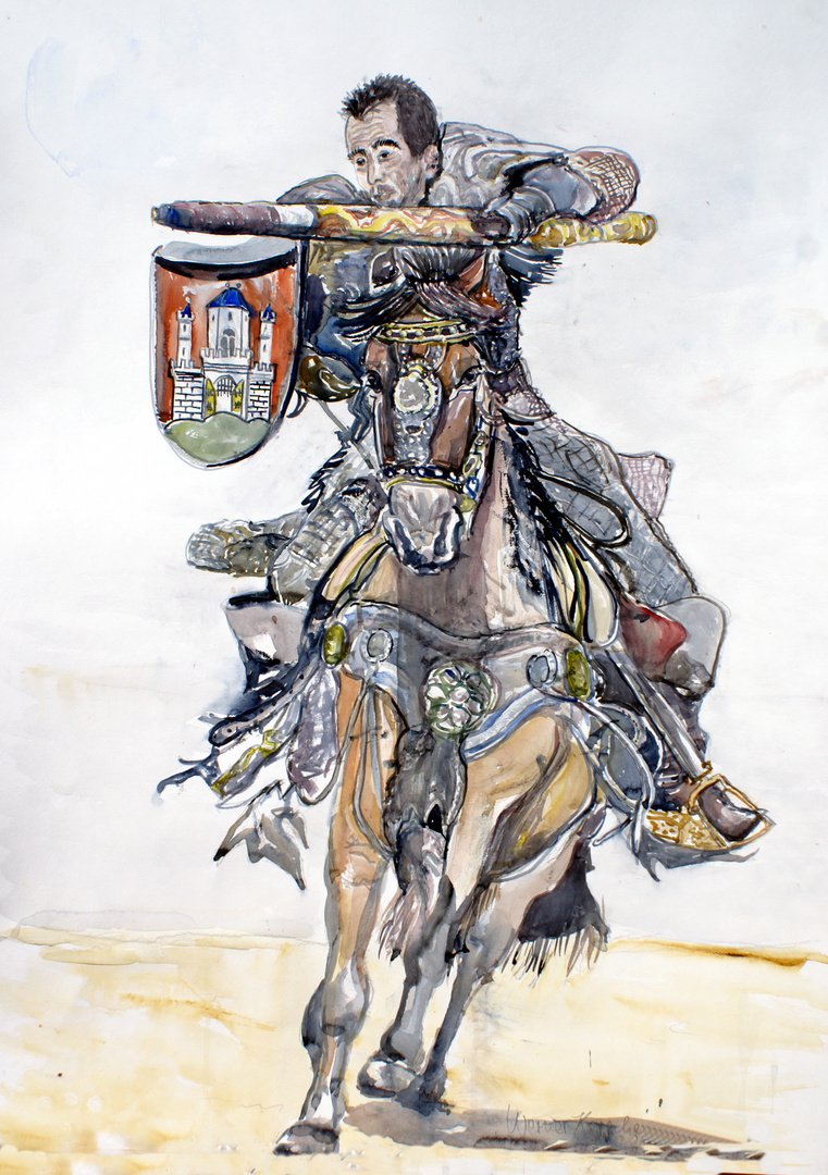 Ein Ritter ohne Furcht und Tadel
