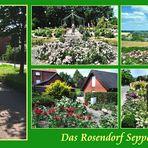 Ein Rosendorf