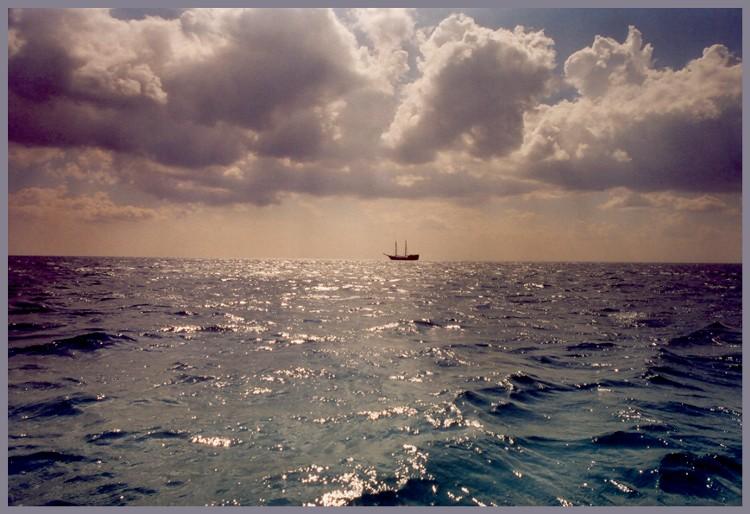 Ein Schiff wird kommen...