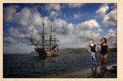 Ein Schiff wird kommen, das bring mir den einen...