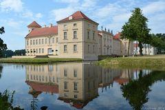 Ein Schloss in Brandenburg