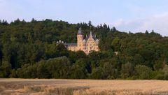 Ein Schloss in Nordhessen