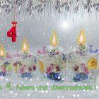 Ein schöne 4.Adventswoche und Weihnachten