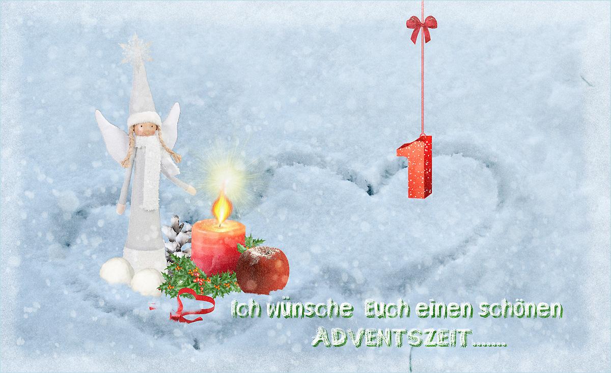 Ein schöne Adventszeit