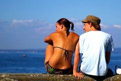 Ein schöner Rücken kann auch entzücken...