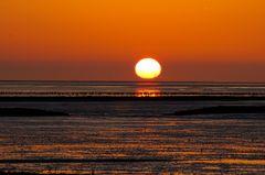 """Ein schöner Tag geht zu Ende......."""" Zukunftsenergie """" Ostfriesland"""