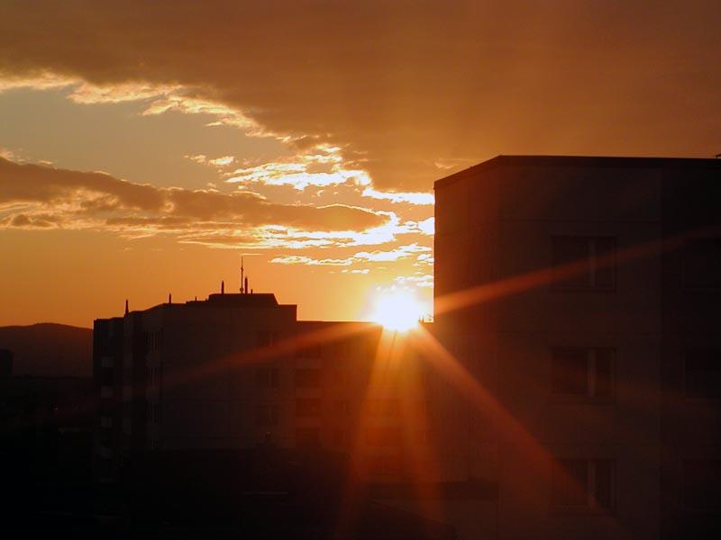 ...ein schöner Tag zu ende geht...