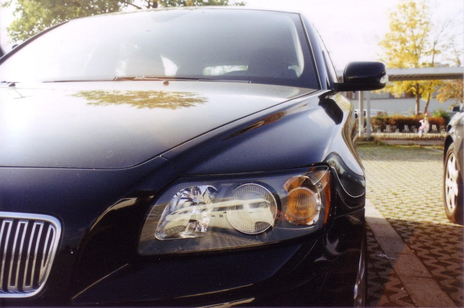 ein schöner Volvo V 50