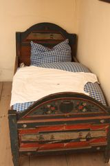 ein schönes warmes Bett ist nett