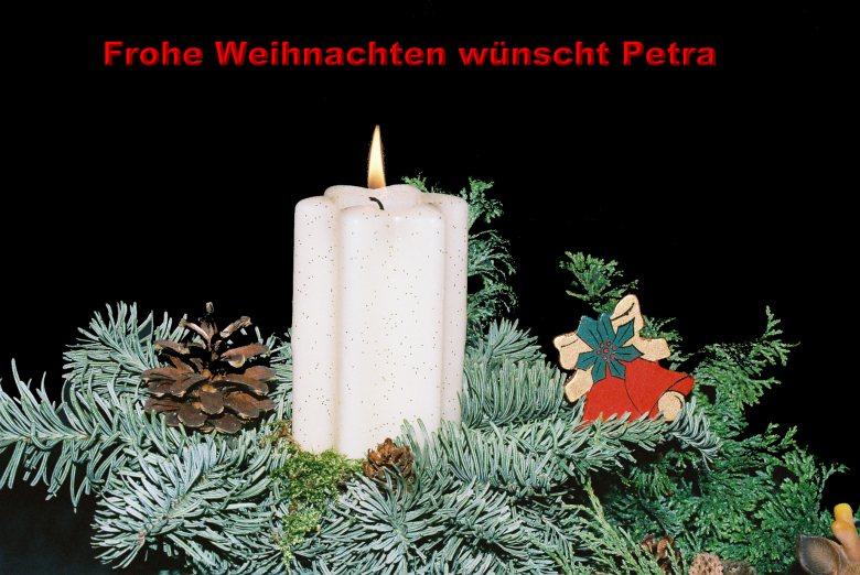 Ein schönes Weihnachtsfest....