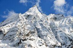 Ein Sechstausender ohne Namen im Himalaya