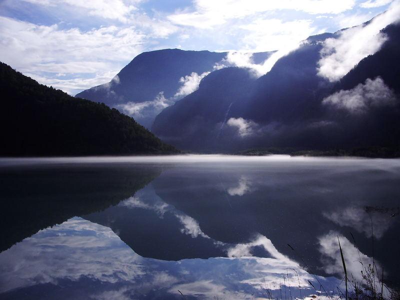 Ein See, nein 2 Seen zu sehn