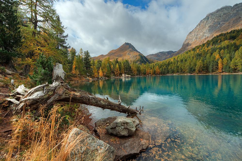 Ein See zum Verlieben
