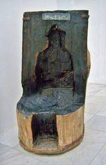 ... ein Sessel für Blinky Palermo