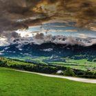Ein Sommer (Wolkentag) in den Bergen 70