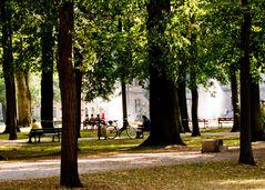 Ein Sommertag im Schlossgarten