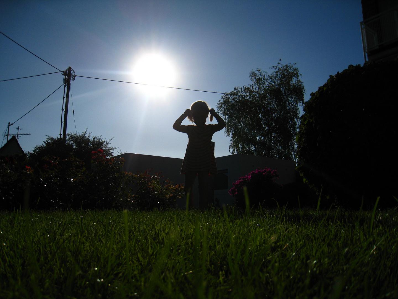 ein Sommertag.. wie aus einem Bilderbuch ;)