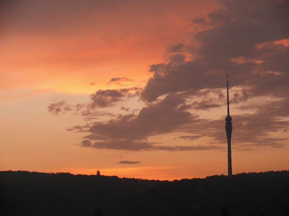 Ein Sonnenaufgang der bald kommt...