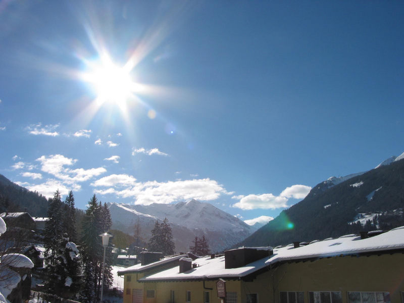 Ein Sonnentag in Bad Gastein
