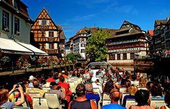 Ein sonniger Kurzausflug nach Straßburg ...