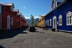 ...ein sonniger Tag in Siglufjörður