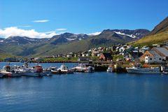 ein sonniger Tag in Siglufjörður (Teil II)