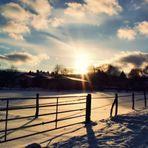 Ein sonniger Wintertag...