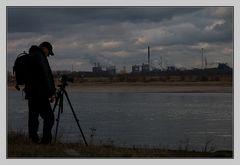 Ein Sonntag am Rhein