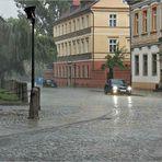 ein Sonntag im Regen