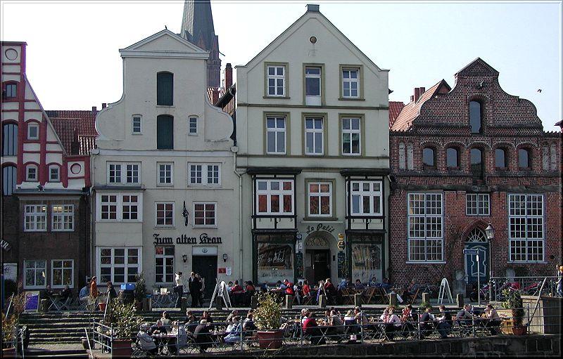 Ein Sonntag in Lüneburg
