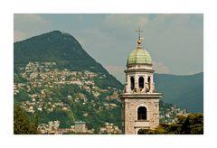 Ein Sonntag in Lugano