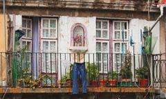 Ein Spanischer Balkon