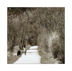 ein Spaziergang
