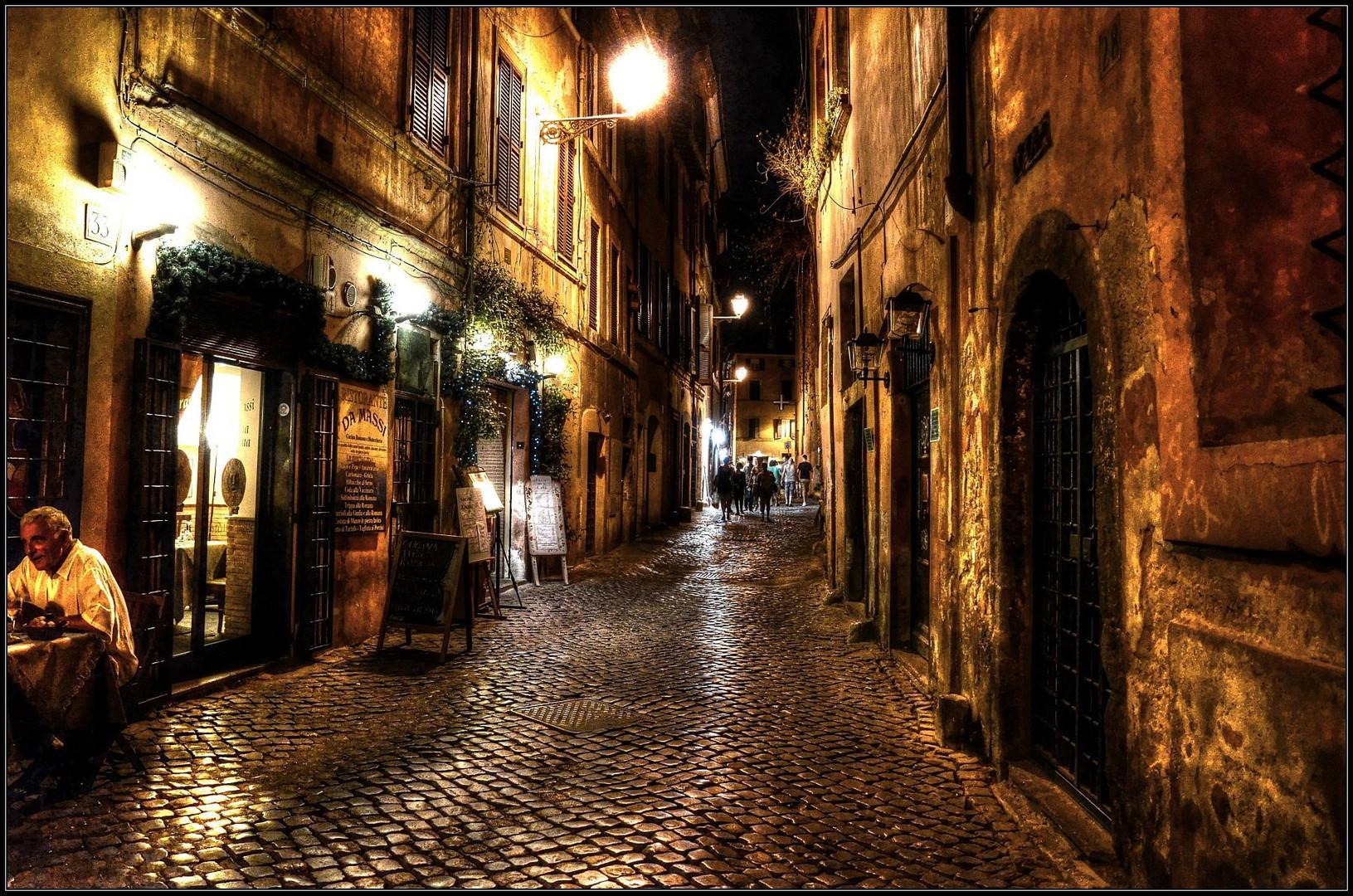 Ein Spaziergang durch Trastevere