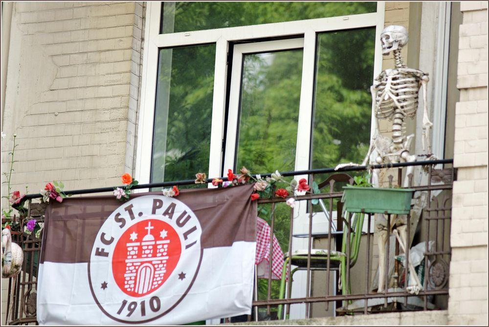 ...ein St. Pauli Fan...