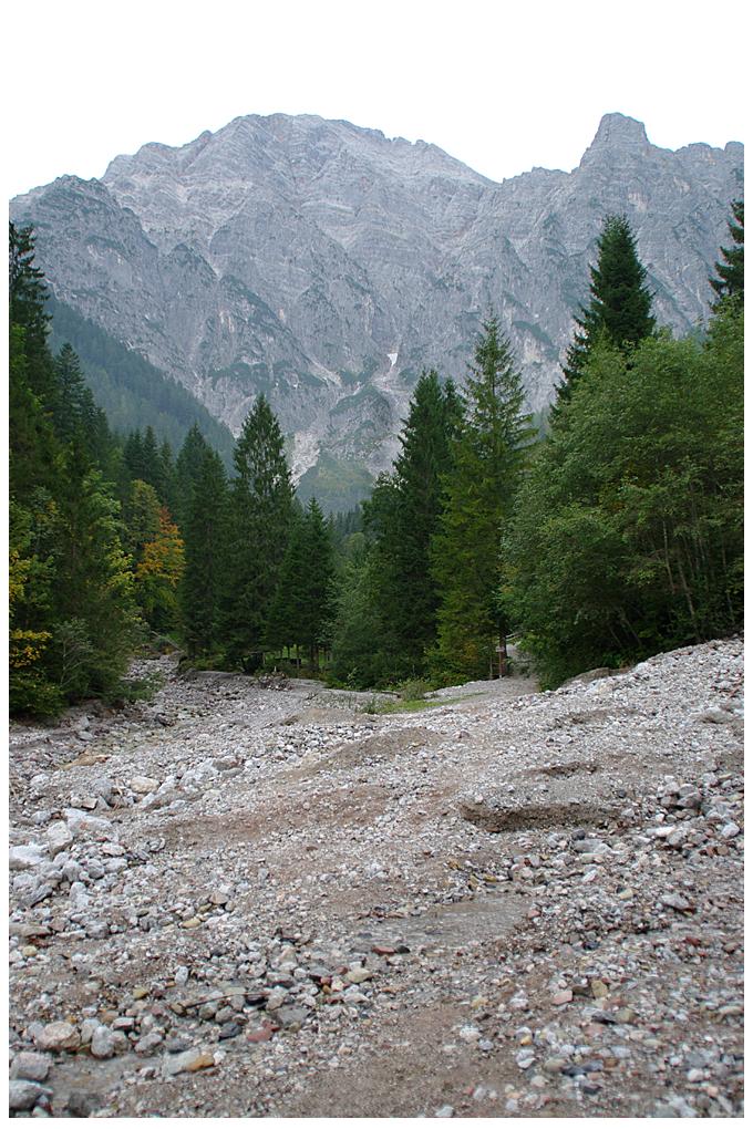 Ein steiniger Weg zum BirnBachLoch ...
